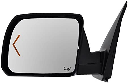 For Sequoia SR5 Power Non-Heated Chrome Folding Rear View Mirror Left Driver LH