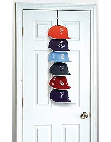 d89be16735f Perfect Curve Cap Rack System - Baseball Cap Organizer