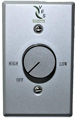 - VES Ceiling Fan Controls (5 Amp Variable Speed)