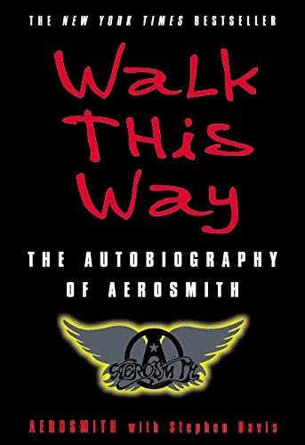 Steven Tyler Aerosmith (Walk This Way: The Autobiography of Aerosmith)