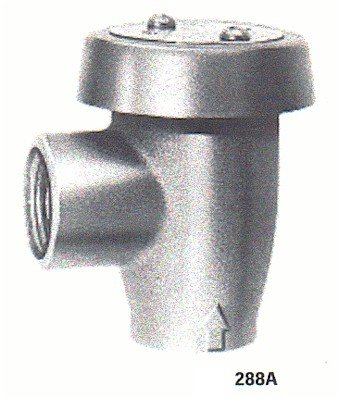 Watts Series 288A Vacuum Breaker 1-1/2