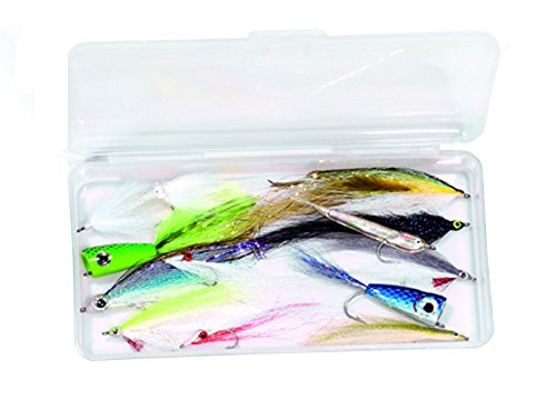 (Bluefish / Stripers Fly Assortment - Collection of 12 Flies)