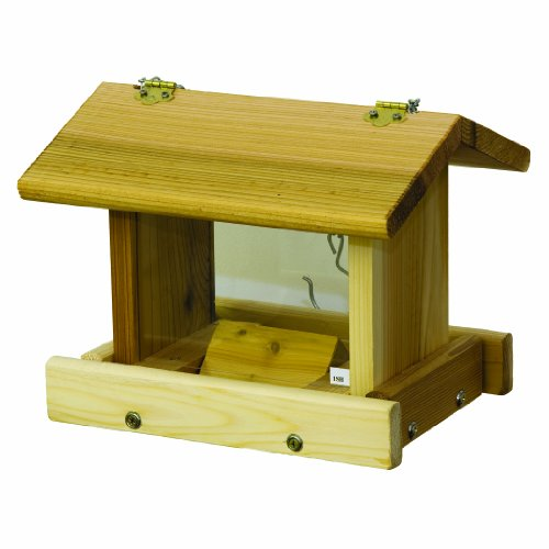 Stovall 1SH Extra Small Hanging Hopper Feeder ()