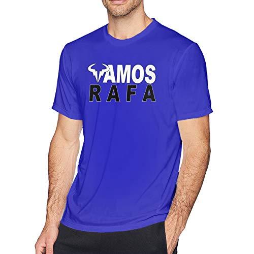 Camiseta de Manga Corta para Hombre, diseño de Rafa Vamos Rafael ...