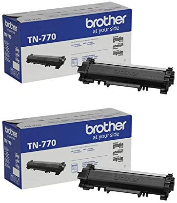 Laser 4500 Pages Brother TN-770 Super High Yield Black Toner Cartridge