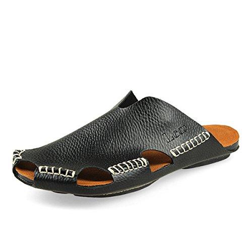 black Aire Playa Peso Mulas Zapatos De Verano Al Atléticos LXXAUnisex Libre Ligero ZPanR7Bzx