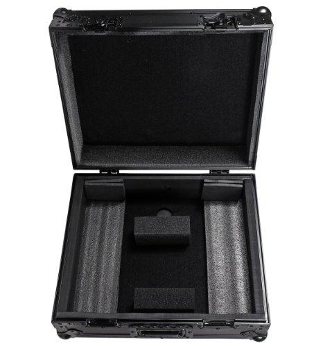 Odyssey FZ1200BL Black Label Turntable Flight Case