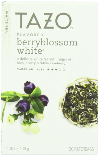 Tazo White Tea (Tazo White Tea Berryblossom 20)