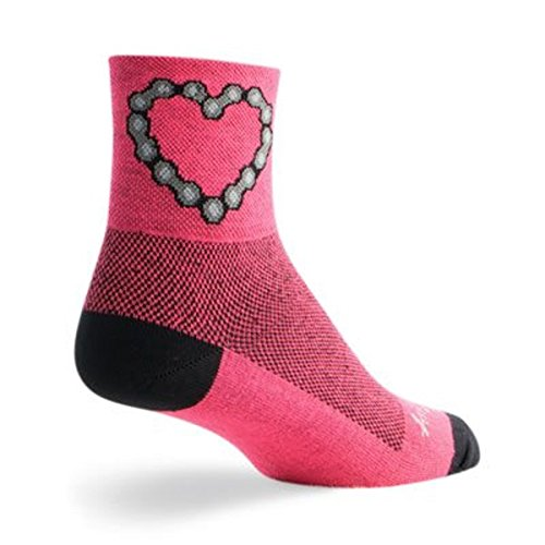 SockGuy Chain Luv Classic Sm/md (Best Mountain Bike For Big Guys)