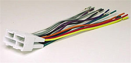 Scosche GM02B Wire Harness to Connect an Aftermarket Stereo Receiver for Select 1988-2005 GM ()