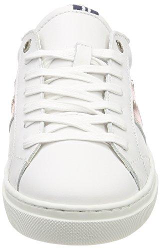 Gaastra Cat Met CTR W, Sneaker Donna Mehrfarbig (White-rose Gold)