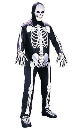 Fun World Skeleton Black UNISEX-Men up to 6/200 Lbsu2026  sc 1 st  Amazon.com & Amazon.com: Fun World Skeleton Black UNISEX-Men up to 6/200 Lbs ...