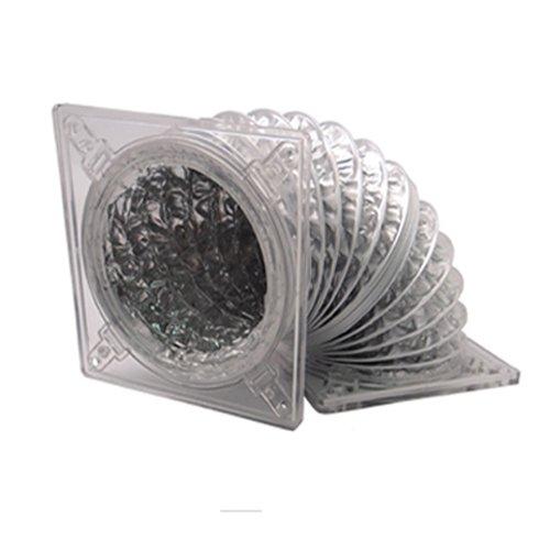 Akust 80mm / 90mm Air Ducting Thermalhood Case Fan Adapter (80mm / 90mm, - Case Fan Air Flow