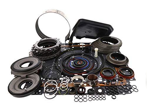 Chevy GM 4L60E 4L65E 4L70E Transmission Alto Master Level 2 Rebuild Kit ()