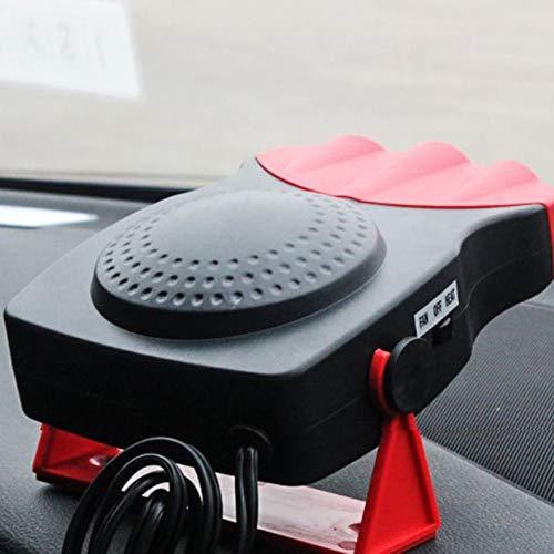 KEKJORY 12V 150W Car Vehicle Heater Heating Cool Fan Windscreen Demister Defroster