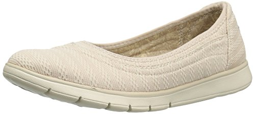 Flat BOBS Skechers Pureflex from Natural Women's Supastar X6w7UAqx