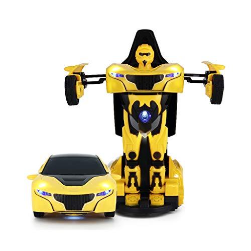 Alloy Car Model Pocket Deformation Robot Toy Car (Color for sale  Delivered anywhere in USA