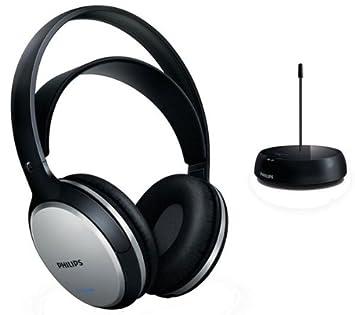 Philips SHC5100 05 Indoor Hi-Fi Over Ear Headphone  Amazon.co.uk ... fe905f3a345f