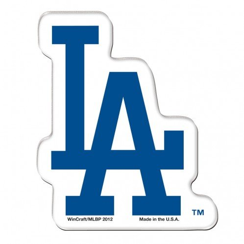 - WinCraft Los Angeles Dodgers MLB Precision Cut Magnet