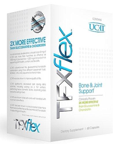 TFX Santé - TFXflex os et de soutien interarmées - 60 Capsules