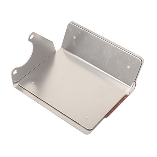 Plain Aluminum Fits Chevy Compact Mini Starter Heat Shield/Cover by Speedway Motors