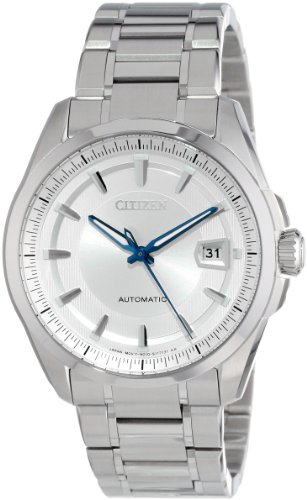 "Citizen Men's NB0040-58A ""The Signature Collection Grand Classic"" Stainless Steel Automatic Watch"