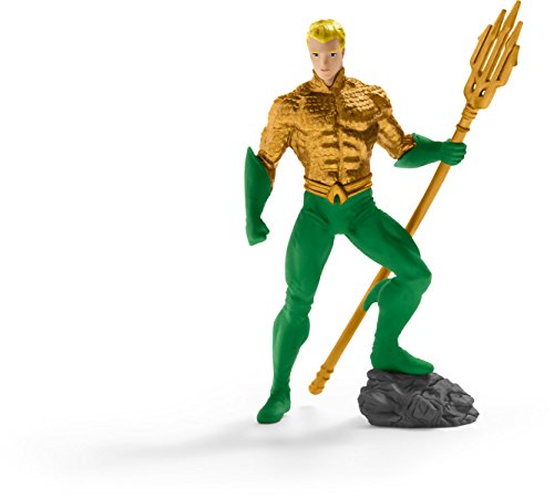 Schleich North America Aquaman Toy Figure