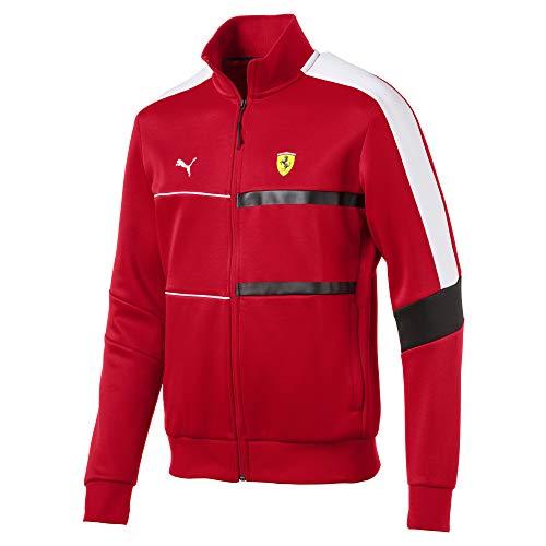 Ferrari T7 Scuderia Jacket Track F1 Puma Z4gSqAwq