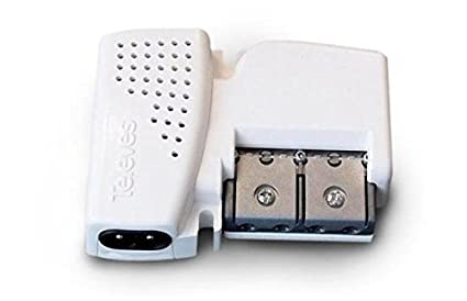 Televes 560601 - Amplificador vivienda picokom 1e/2s 47-862-950