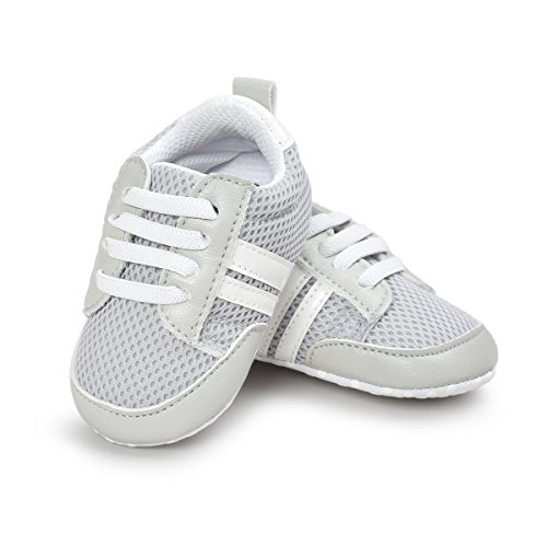(Save Beautiful Air Mesh Baby Shoes - Infant Boys Girls Summer Net Sneakers Crib Shoes (4.72inches(6-12months), style(A))