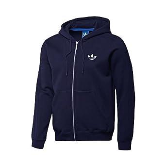 Adidas Originals SPO Flock Hoodie Navy Blue XXL  Amazon.co.uk ... 6a2ce17db29a