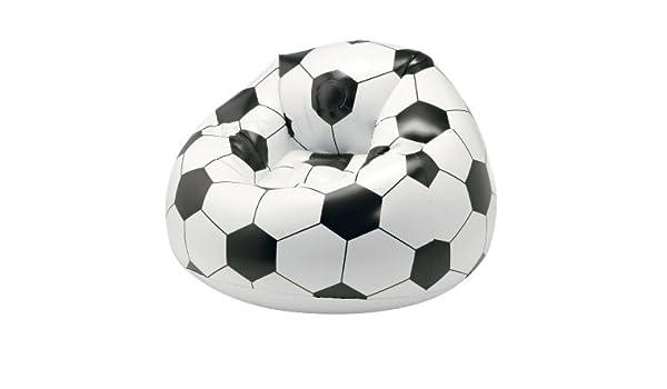 Balón de fútbol - Sillón hinchable de Bestway 75010: Amazon.es: Hogar