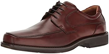 ECCO Men's Seattle Apron-Toe Derby Shoe