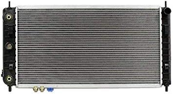 Klimoto Brand New Radiator fits Chevrolet Malibu Pontiac G6 Saturn Aura 2.4L L4 3.5L 3.6L V6 GM3010507 21609 52495681 434037 RA20129