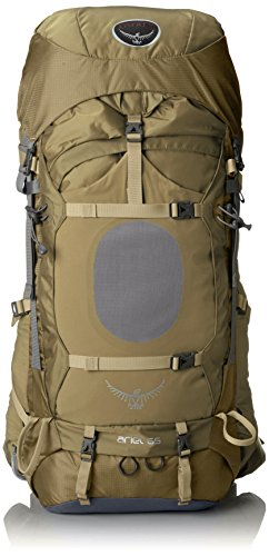 Osprey Women's Ariel 65 Backpack, Summer Wheat Brown, X-Small by Osprey