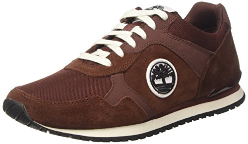 Retro Black Marron Timberland Brandy A1ijl Runner Oxfords Homme drXWBXq