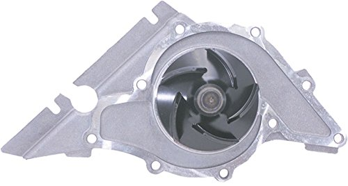 Pump A6 Audi Water - Cardone 57-1520 Remanufactured Import Water Pump