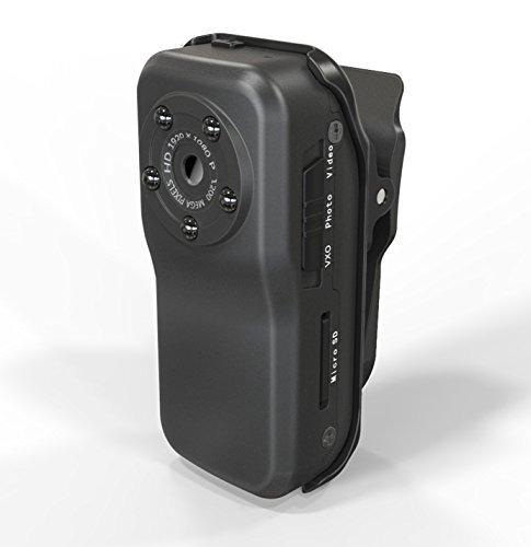 UYIKOO 1920x1080P HD Mini IR Day/Night Vision Action DV Camcorder Waterproof Sport Cameraの商品画像