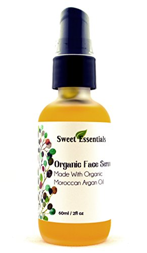 Premium Organic Argan Oil Face Serum | Intense Hydration and