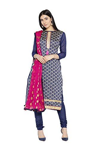 Bianco Progettista Etnica Da Traditonal Donne Salwar Kameez Indiane Facioun Partywear qxpz4w