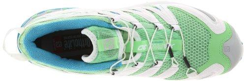 Vert Green Salomon 3D Trail Running XA Verbena Donna White PRO da da Blue Scarpe Boss wZxqTFzwS