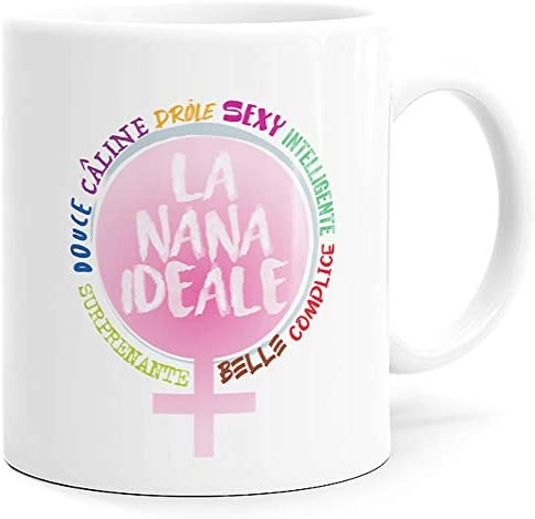 Mug Humour Nana Idéale Tasse M…