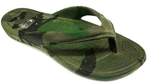 verde para de 43 dema Verde Material Sandalias hombre Sintético O1YnOxRqwS