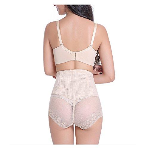Surker Womens cintura Tummy Body Shaper Cincher Underbust control ropa interior (negro XXL)