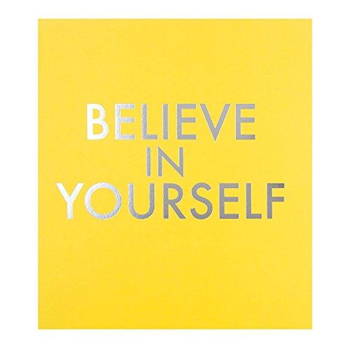 Good Luck Wishes Cards - Hallmark Good Luck Exam Card Believe in Yourself - Medium