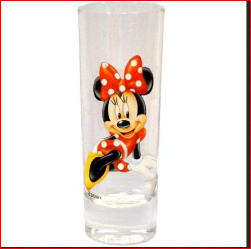 Disney Minnie Mouse Toothpick Holder/Shot Glass