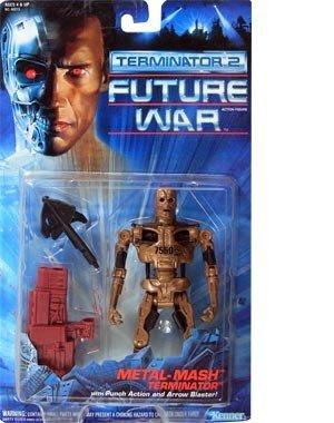 Terminator 2 Future War Metal Mash Terminator Action Figure ()