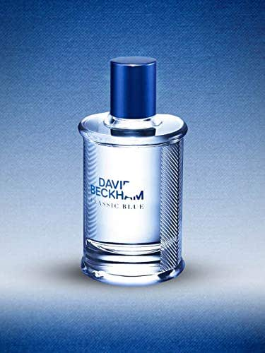 David Beckham Classic Blue Men's Eau de Toilette Spray, 3 Ounce
