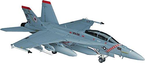 Hasegawa 1/72 F/A-18F Super (18f Super Hornet Model)