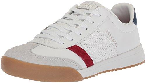 Bianco Zinger Eu Sneaker retro Skechers Rockers Donna 39 XPdtw